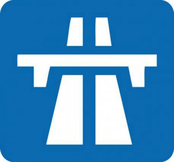 Installation of new M53 motorway bridge deck this weekend