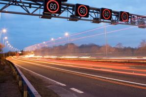 Two years of delays when high-tech improvement project gets underway on M53